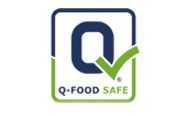 محصولات فروشگاه البرز مخزن دارای استاندارد Q-food Safe