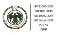 محصولات فروشگاه البرز مخزن دارای استاندارد بین المللی ISO