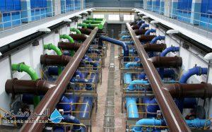 صرفه جویی آب در مصارف صنعتی