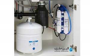 کدام دستگاه تصفیه آب مخزن دارد؟