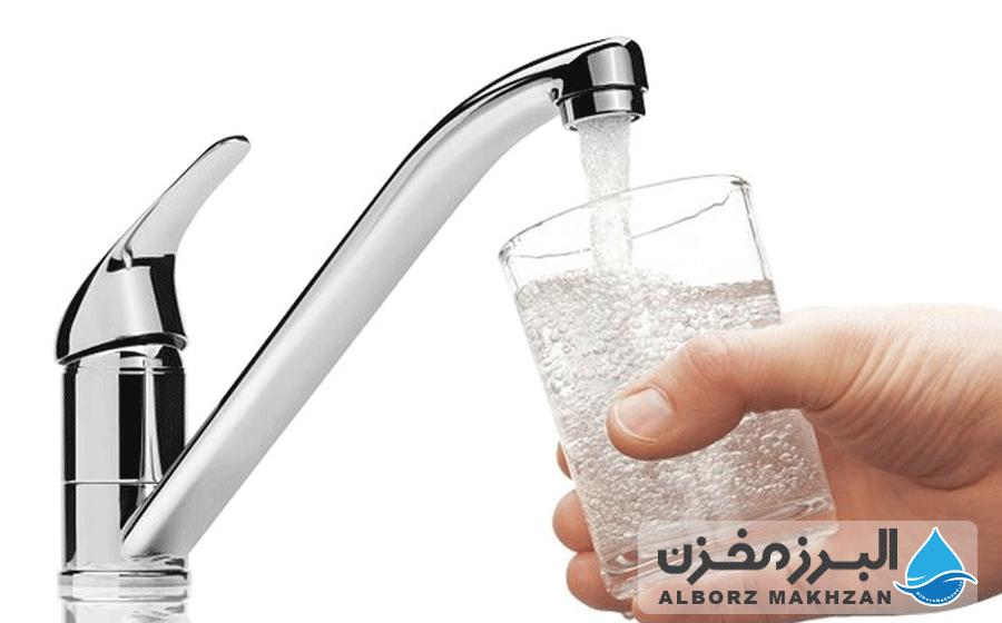 اهمیت شستشوی منبع آب